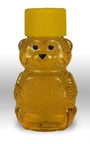 2oz Honey Bear